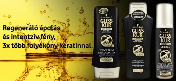 Gliss kur banner